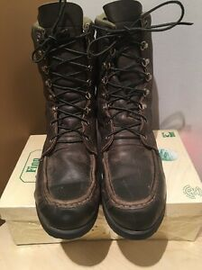 07ffd74565884 Details about VINTAGE RED WING IRISH SETTER HUNTING BOOTS SIZE 11.5D GREEN  LEATHER