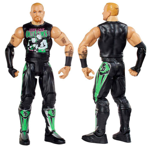 WWE Road Dogg New Age Outlaws D-Generation X DX Wrestling Action Figure Kid Toy