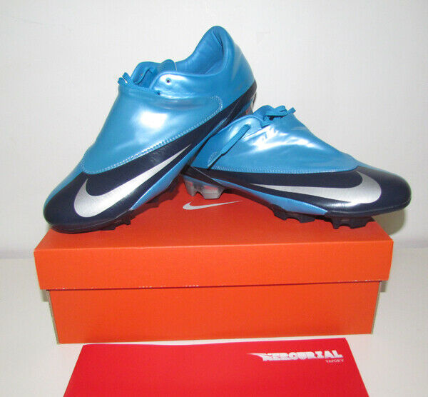 various styles later 100% quality BNIBWT Nike Mercurial Vapor V FG Ronaldo Cr7 R9 Made in Italy Soccer Boots