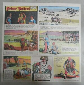 Prince-Valiant-Sunday-by-Hal-Foster-from-8-22-1971-2-3-Full-Page-Size