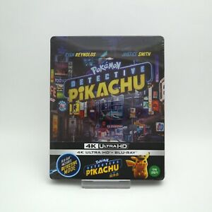 Pokemon-Detective-Pikachu-4K-UHD-Blu-ray-Steelbook-2019-Pokemon