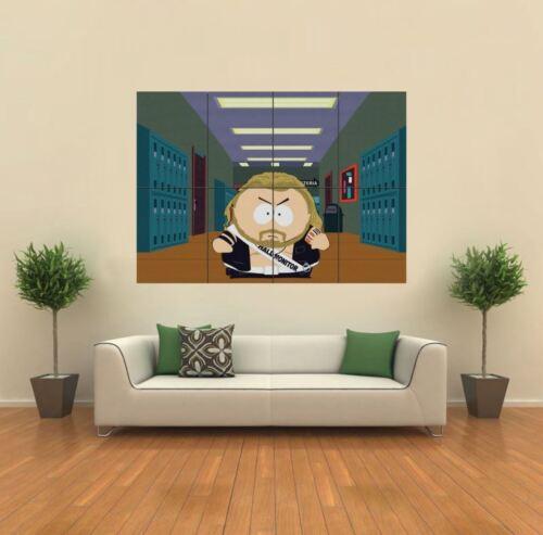 South Park Hall Monitor Cman Giant Wall Art Poster Print