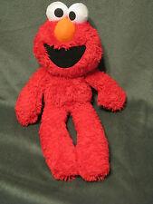 Sesame Street Elmo Take Along Buddy Stuffed Plush Toy Soft 320428 GUND 12 Inch