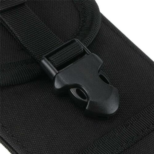 Molle Cellphone Pouch Waist Pack Bag Sports Army Hook Loop Belt Cover Case