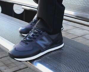 Wolf Gray Iconic 574 Sneakers Choose