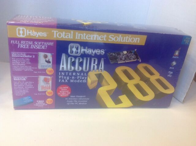 ACCURA 288 DRIVER FOR WINDOWS
