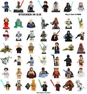 Star-Wars-Minifigure-Episode-I-VI-Empire-Strikes-Back-Return-Jedi-Mini-Figure