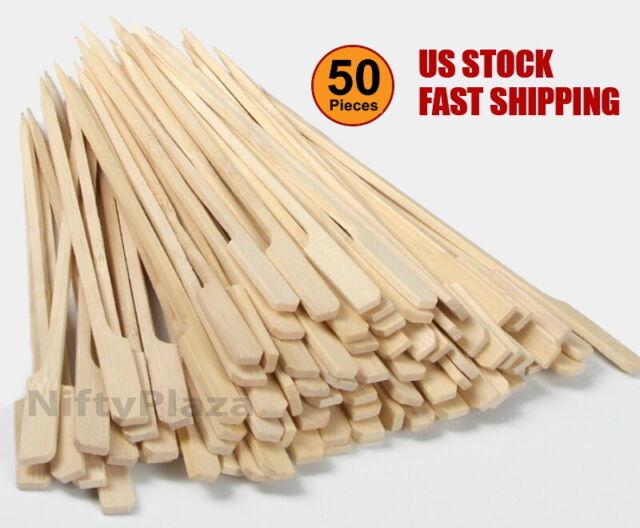 Brinkmann Bamboo Skewers 100-Pack shish kabob wood wooden grilling grill BBQ