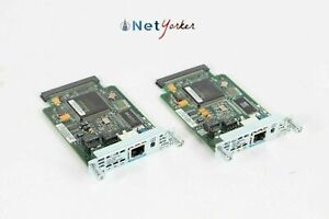 GENUINE-CISCO-WIC-1DSU-T1-V2-WAN-Interface-Card-Same-Day-Shipping