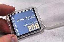 2GB Compact Flash Card High Speed 40X