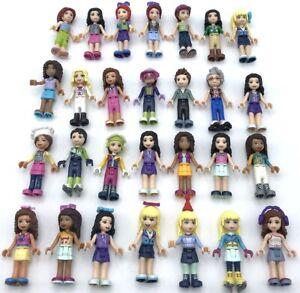 LEGO NEW $1.29 MINIFIGURES 1-1000 TOWN CITY SERIES BOY GIRL FIGURES