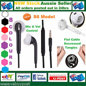 Stereo-Earphone-Headset-Samsung-S9-S8-S7-S6-S5-Android-3-5mm-Volume-Control-Mic
