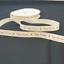 2 Metres 16mm Bertie/'s Bows Happy Christmas Snowflakes Grosgrain Craft Ribbon