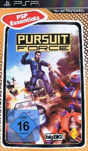 1 von 1 - Pursuit Force [Essentials]  ( PSP ) Sony PlayStation Portable