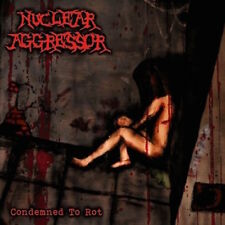 NUCLEAR AGGRESSOR - Condemned To Rot - CD - THRASH METAL