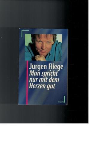 1 von 1 - Jürgen Fliege - Man spricht nur mit dem Herzen gut - 1998