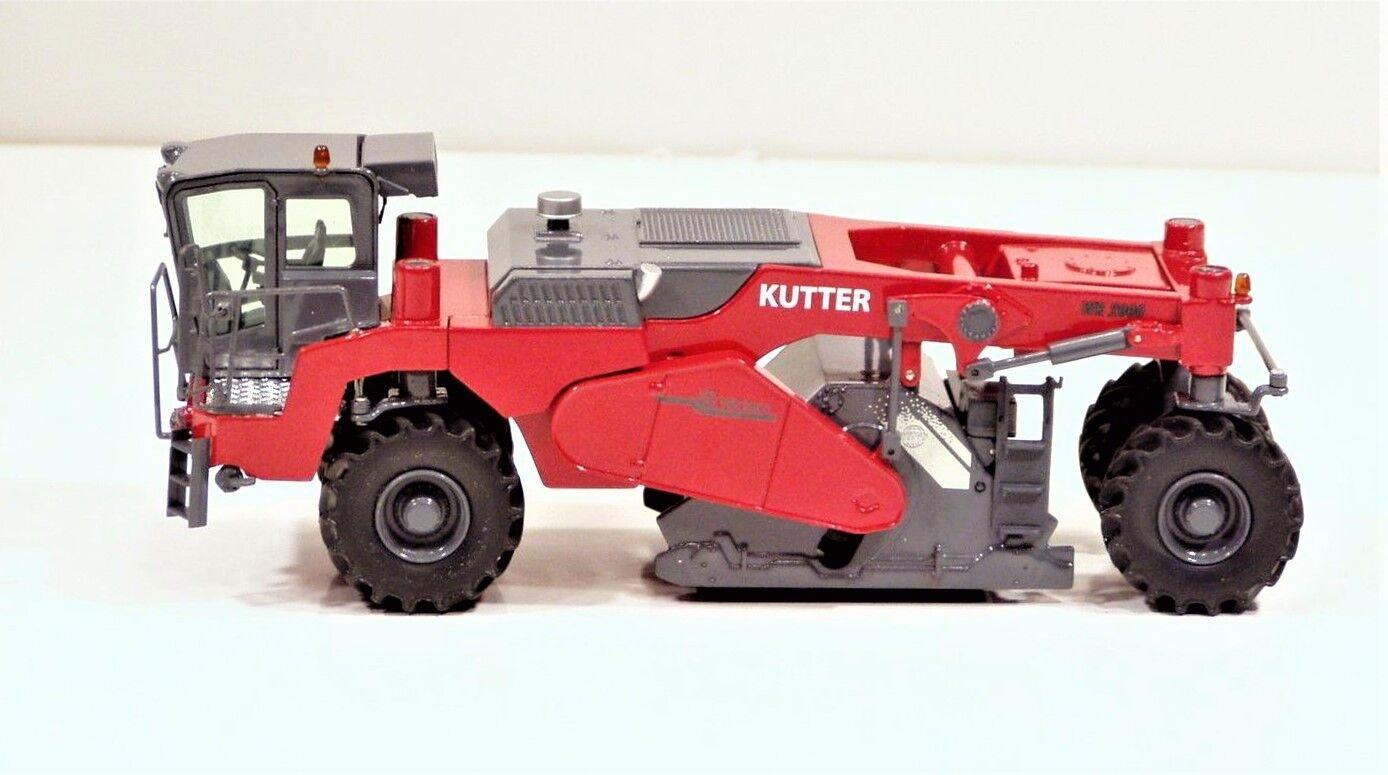 NEW NZG 621-01 Wirtgen WR2000 Soil Stabilizer rot - KUTTER - HD O scale 1 50 MIB