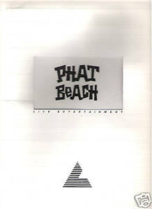 PHAT-BEACH-1996-JERMANE-HOPKINS-ORIG-PRESS-KIT