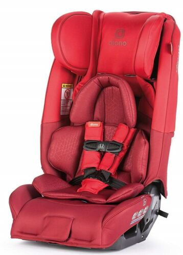 NEW!!!! open box Diono 2019 Radian 3 RXT Convertible Car Seat in Red