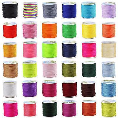 New Comming 10m Nylon Chinese Knot Beading Jewelry Cords Thread 2mm Dia