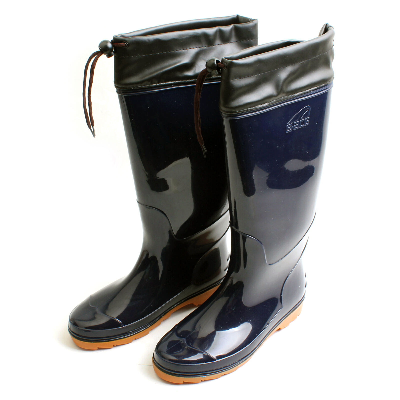 Natural Rubber Stiefel for Farming Fishing Rain Stiefel 260mm 270mm 280mm