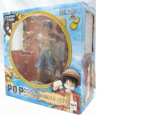 Luffy Monkey D One Piece Megahouse POP DX Figure Sailing Again