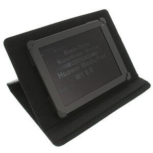 Housse-pour-Huawei-Mediapad-M1-8-0-Style-Livre-Etui-de-Protection