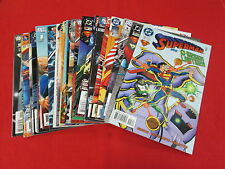 BACKSTOCK BLOWOUT - SUPERMAN GRAB BAG LOT OF 25 COMICS NO REPEATS HUGE DISCOUNT
