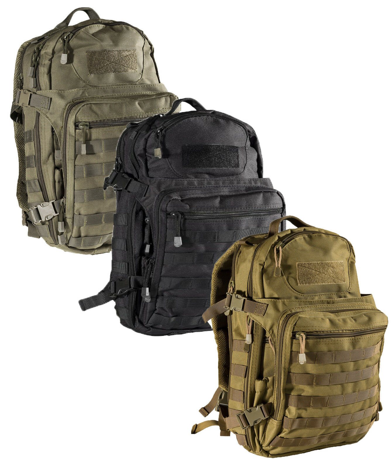 Adventure Rucksack Outdoor Trekking Molle Rucksack Backpack 45 Liter