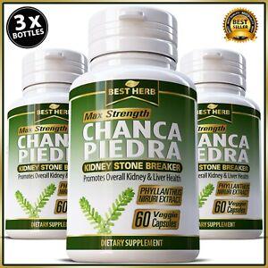 Chanca-Piedra-Phyllanthus-Niruri-Kidney-Stone-Breaker-Capsules-Gallstones-Pills
