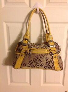 Image Is Loading Kathy Van Zeeland Women 039 S Handbag Shoulder