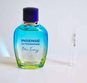 a4eedf8b38 Image is loading SAMPLE-SIZE-5-ML-Givenchy-Insense-Ultramarine-Blue-