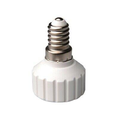 LED Line® E27-E14 Lamp Socket Converter Flexible Extender Adapter Edison ES SES