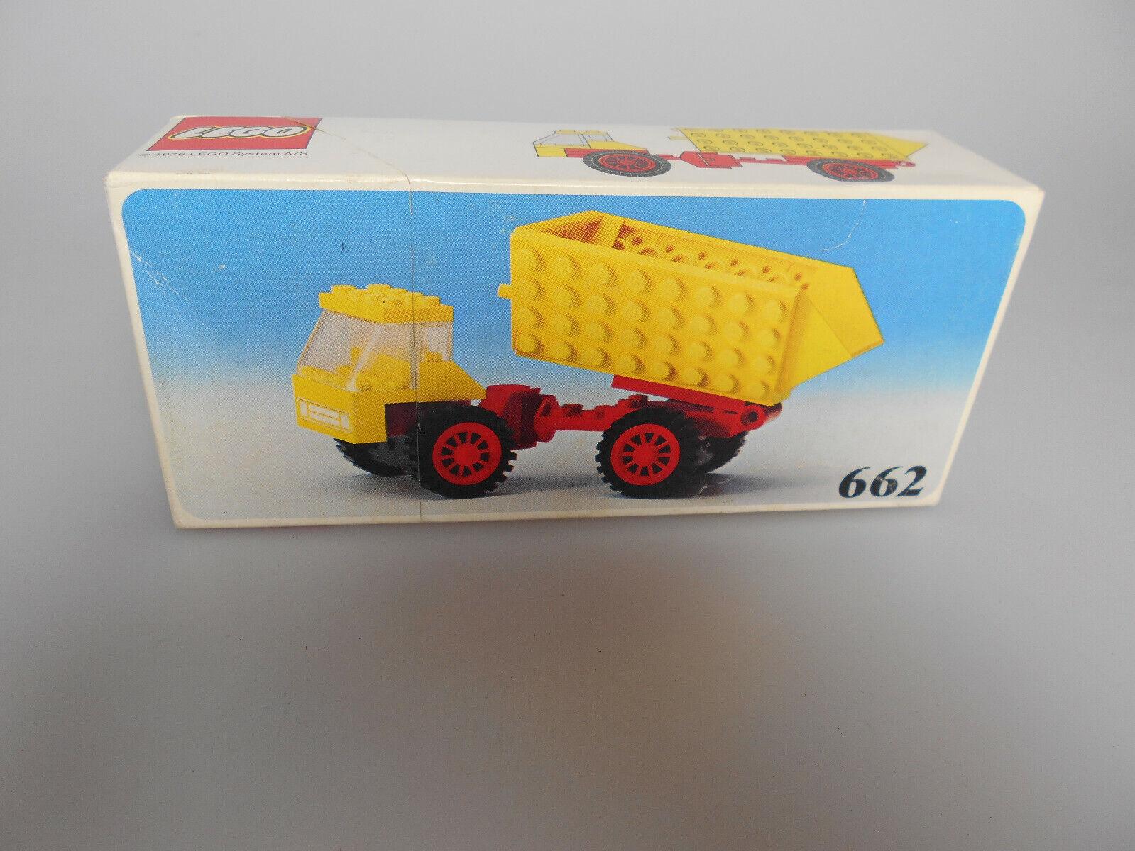 Lego® Set 662 Neu und ungeöffnet
