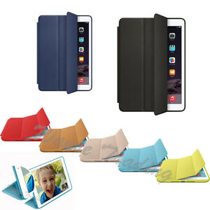 For-Apple-iPad-mini-3-Genuine-Leather-Smart-Case-Stand-Cover-Slim-Wake