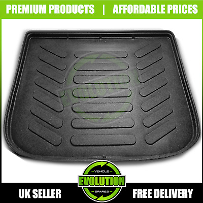 For VW TIGUAN 2016 - 2021 Tailored Rubber Boot Fitted Mat ...