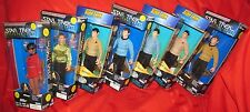 "STAR TREK 9"" TOS The Original Series Complete Crew Seven Figure Set  MINT"