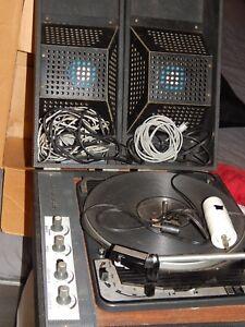 ANCIEN-ELECTROPHONE-Schaub-Lorenz-Dual-1010