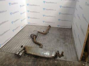 Volkswagen-VW-Golf-GTD-MK6-Exhaust-back-box-amp-centre-pipe
