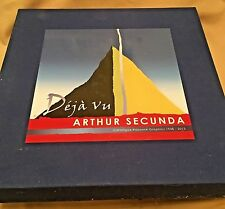 DEJA VU - Arthur Secunda - Catalogue Raisonne Graphics 1948-2013 Boxed - SIGNED