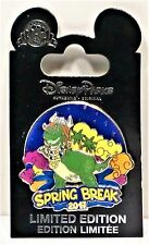 Disney Spring Break 2017 Toy Story Rex Dinosaurs 3-D Pin LE 3000 BRAND NEW CUTE