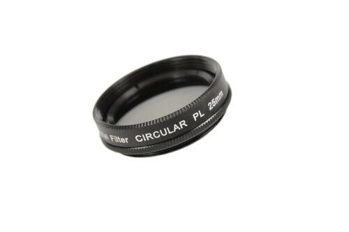 Tridax filtro CPL polarisati onsfilter polarizador 25 mm