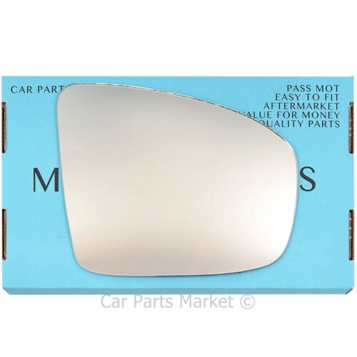 Right Driver Side Wing Mirror Glass for Nissan Murano 2009-2014