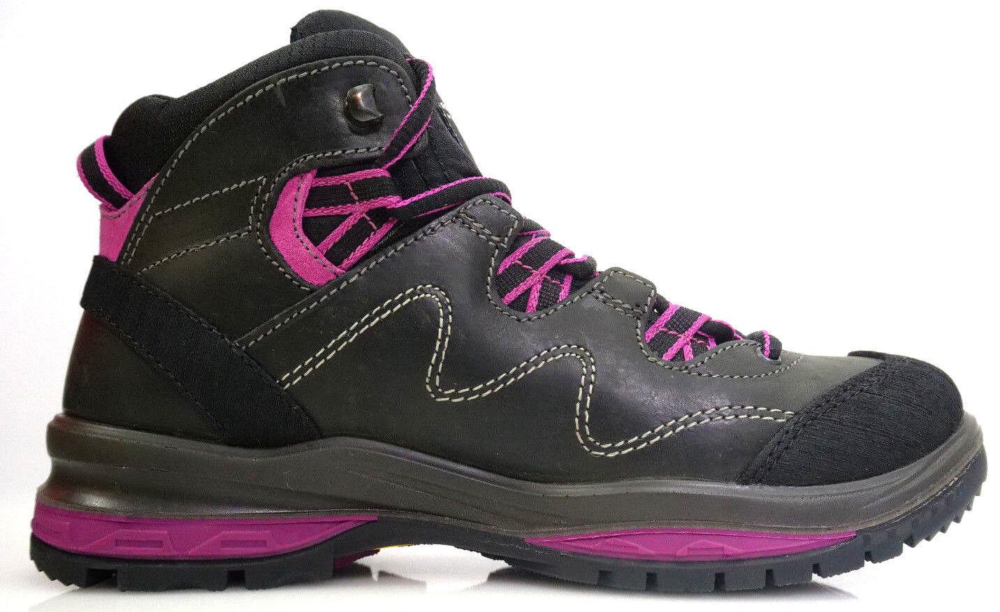 Schladminger 12529D93G Calz. Gr.37 Wanderschuhe Trekking Stiefel Schuhe Schuhe Schuhe Schwarz  | Moderner Modus  cf56bf