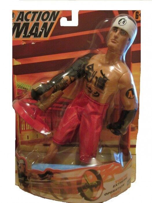Action Man Tokyo Extreme Operation Thai Hasbro 2000