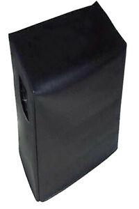 Heathkit TA-17 2x12 Speaker Cabinet - Black Vinyl Cover, Heavy Duty (heat003)