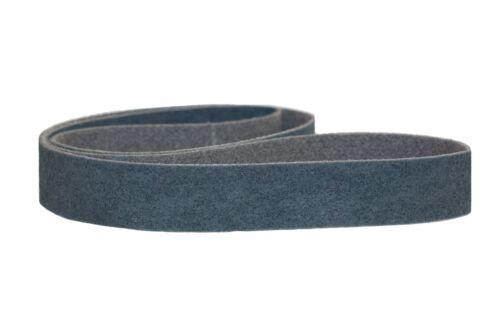"1/""x 30/"" Sanding Belt Ultra Fine Surface Conditioning"
