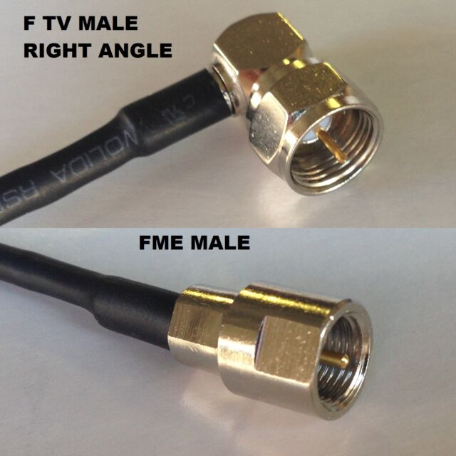 RG316 FME MALE to PL259 UHF Male Coaxial RF Cable USA-US