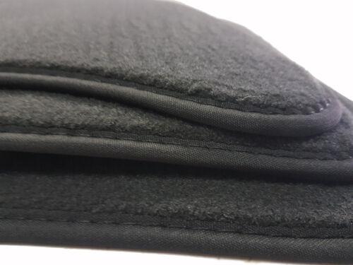 Nuevas alfombrillas para BMW 7 series G12 larga de terciopelo de calidad original BJ 2015 negro