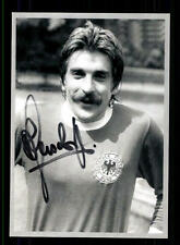 Bernd Gersdorff Autogrammkarte DFB Nationalspieler 70er Jahre Original Sign +2